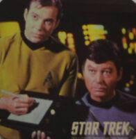Star Trek Star Wars Enterprise - Coaster Beer Coasters Coaster New (C82)