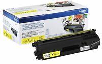 Brother Genuine TN331Y Yellow Toner Cartridge for HL-L8250CDN MFC-L8600CDW +++