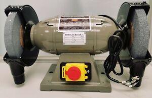 Brierley Machines TG-8 Grinder Combination Machine w/ Manual & Box - 215790/BCH