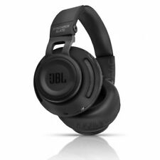 JBL Synchros Slate Powered Over-Ear Stereo Headphones, Black