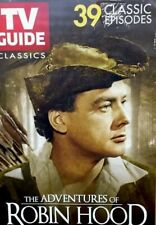 Tv Guide Classics: The Adventures of Robin Hood - 39 Classic Episodes (Dvd Eb7)