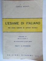 L'esame di italiano scuola istituti tecnici 3 classe 5 2 Bignami letteratura 90