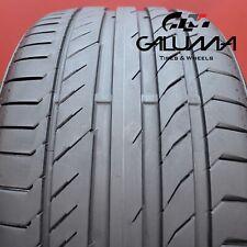 1 LikeNEW Tire ContiSportContact 5P 265/30r20 2653020 94Y R01 80% Avg Life 53158