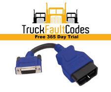 493013 Nexiq USB Link 2 - OBDII Cable  J1962 Ford GM Dodge Volvo Mack Isuzu Hino