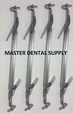 4 Dental Filling Restorative Material Instrument  M- L Amalgam Carrier Placer