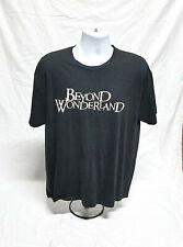RARE! Insomniac Beyond Wonderland T Shirt XL - Rave EDM EDC Festival XL