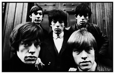 """the Rolling Stones *24"""" POSTER* Mick Jagger Brian Jones Keith Richards  MUST SEE"""