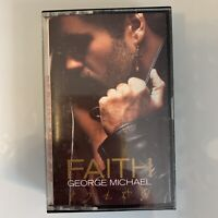 George Michael Faith (Cassette)