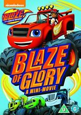 Blaze And The Monster Machines Blaze Of Glory [DVD]