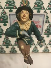 Wizard Of Oz Christmas Hallmark Keepsake The Scarecrow Ornament NIB
