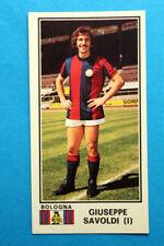 Panini Calciatori 1974/75 NUOVA CON VELINA NEW BOLOGNA N. 54 SAVOLDI