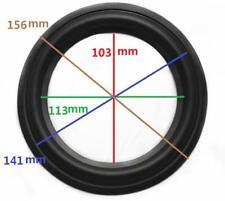 """Hochwertige 6 """"6 Zoll 156mm Lautsprecher Surround Reparatur Gummi Edge Ersatz"""