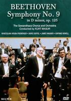 BEETHOVEN - SYMPHONY #9 USED - VERY GOOD DVD