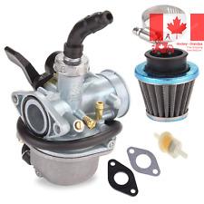 PZ19 Carburetor with 35mm Air Filter Fuel Filter for Taotao 50cc 70cc 90cc 11...