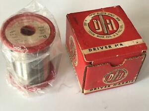 Driver Harris Advance 0031 102 Alloy Wire size 40 30.15 ohms per feet l-4-n