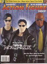 TOMART'S ACTION FIGURE Digest #69 Nov. 1999 Matrix G.I. Joe SW ST Mego DC WWF