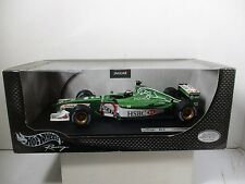 1/18 HOT WHEELS JAGUAR RACING R2 EDDIE IRVINE