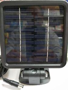 Elite Motion Sensor Solar Security Light 6V/4Ah Lead-acid Battery EL10BH