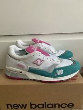 New Balance M1500WTP 1500 1500wtp Wtp Miami Teal Pink Uk 10.5 Brand New In Box