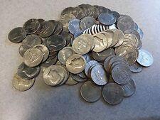 1976 Kennedy Bicentennial Half Dollar Lot 200 Coins $100.00 FV - P&D Mint Mix
