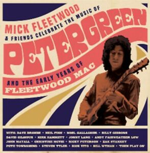 Mick Fleetwood & Friends - Celebrate... - 4LP/2CD/Blu-Ray - Pre Order - 30 April