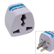 Universal Travel UK EU AU To US USA AC  Outlet Converter Power Plug Adapter