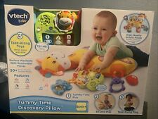 Tummy Time Discovery Pillow - VTech Toys Free Shipping!