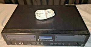 MICROBOARDS Copy Writer Live Model CWL-6200 CD Audio Recorder/Duplicator READ!!!