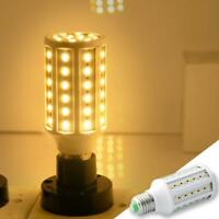 New Hot E27 Warm White 15W 60 LED 5630 Highlight Light Corn Bulb Lamp GRHA