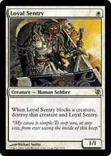 *MRM* FR Loyal Sentry / Sentinelle Loyale MTG Duel deck