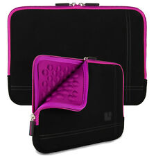Microsuede Black/Purple Sleeve for iPad Air 2 / Lenovo Yoga 10 HD+ Miix 2 10.1""