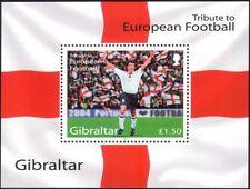 """Gibraltar 2004 """"Euro 2004""""/Football Championships/Sports/Soccer 1v m/s (n17487)"""