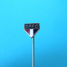 SAO PAULO FUTEBOL CLUBE - Brazil football soccer club enamel pin badge foot-ball