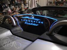 WindRestrictor brand wind screen for Chrysler Crossfire Convertible