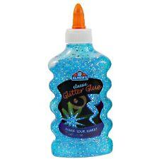 Elmer's Classic Glitter Glue Blue, 6 oz.