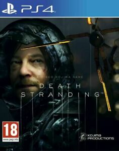 Death Stranding (PlayStation 4 PS4) Great Condition