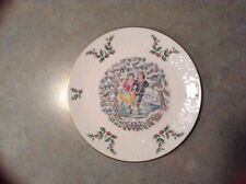 Royal Doulton Christmas Plate. First Of Series 1977