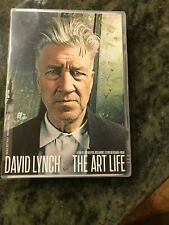New listing David Lynch: The Art Life (Criterion Collection) (Dvd, 2016)