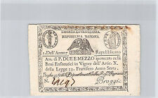 ITALIE 2 1/2 PAOLI AN 7 (1798) PICK S 536