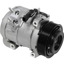 A/C Compressor Fits: 2011 2012 2013 2014 Ram 4500 5500 L6 6.7L Cummings Diesel