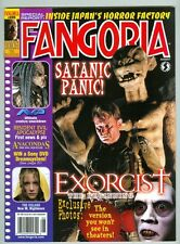 Fangoria #235 August 2004 VF/NM Exorcist the Beginning, Resident Evil Apocalypse