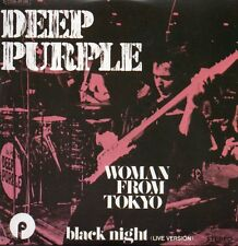 ★☆★ CD Single DEEP PURPLE Woman From Tokyo 2-track CARD SLEEVE    ★☆★