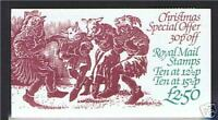 GB 1982 FX5 Christmas Booklet