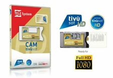 TivuSat TeleSystem HD CI+ CAM and Card* Brand New