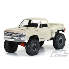 PROLINE 1978 CHEVY K-10 CLEAR BODY CAB&BED CRAWLER 313MM WB