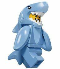 Lego Minifigures Serie 15 Minifigura Shark Suit Guy 71011 - Nuevo, 100% Original