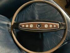 Vintage OEM 1968 Ford Mustang Fastback Steering Wheel