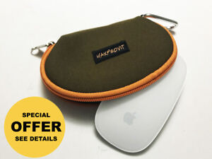 Neorpene Protective Carrying Case Bag for Apple Wireless Magic Mouse 1 and 2