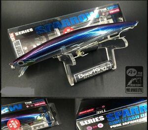 Pencil Lure Plug for Bass Cod Pollock Mackerel Pike Zander Sea Fishing 14cm 18G