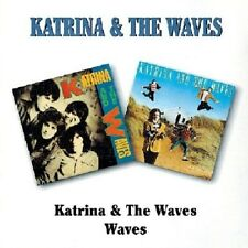 Katrina & The Waves Katrina & The Waves/Waves 2on1 CD NEW SEALED 1996 Remastered